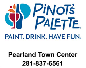 Pinot's Palette Pearland Logo